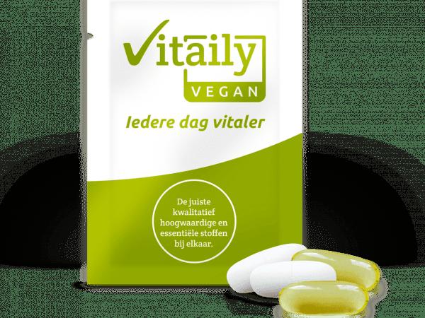 Nu ook Vitaily Vegan